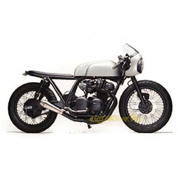 Cupolino Vintage Cafe Racer Fairing Harley Davidson Bmw Triumph