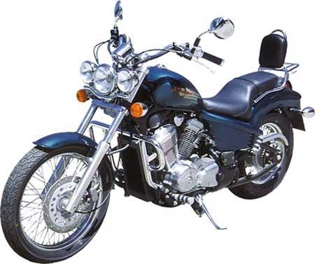 Honda Shadow 600 VT600 Chrome Turn Signal Winker Light Covers Grills
