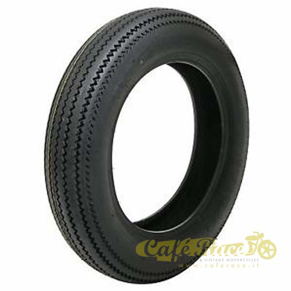 "4.50-17/"" Bobber Cafe Racer// Classic Firestone Look Tyre"