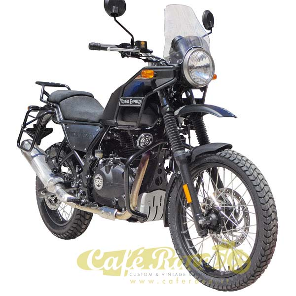 Crash Bar Black Spaan Specific For Royal Enfield Himalayan Ebay
